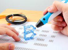 stylo 3d test